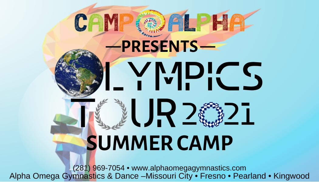2021 Alpha Omega Summer Camp Olympics Tour